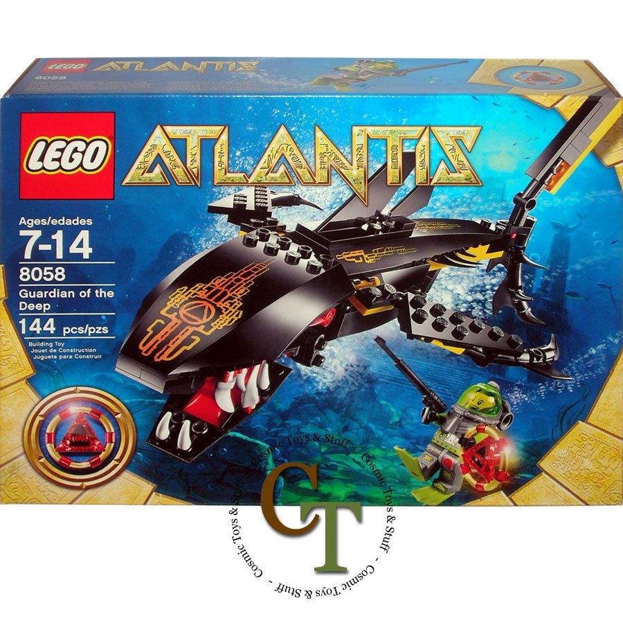 LEGO 8058 Guardian of the Deep - Atlantis