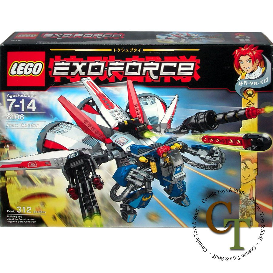 LEGO 8106 Aero Booster - Exo-Force