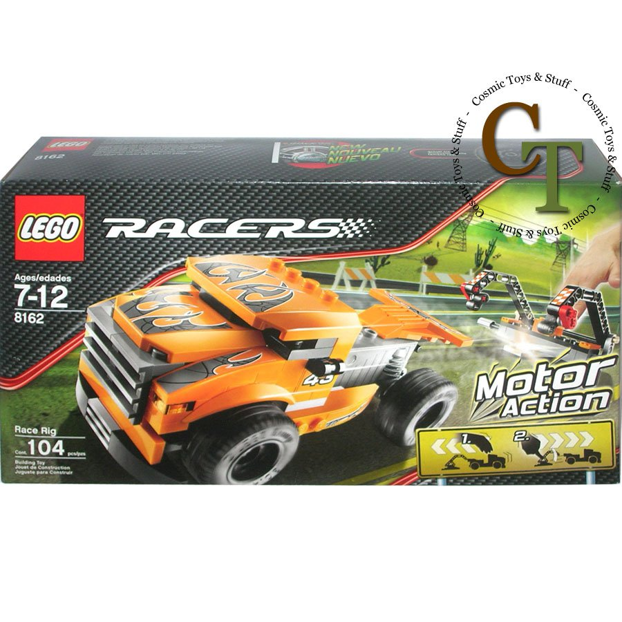 LEGO 8162 Race Rig - Racers