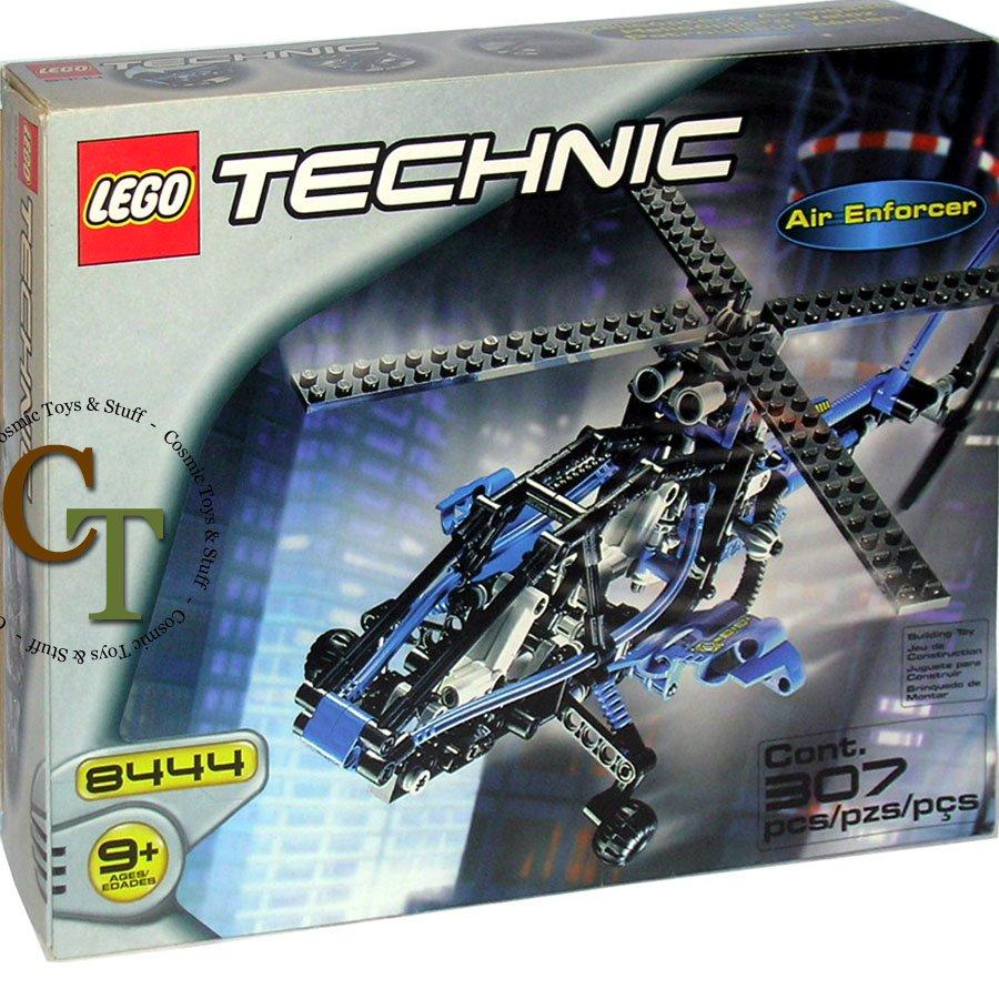 LU - LEGO 8444 Air Enforcer - Technic