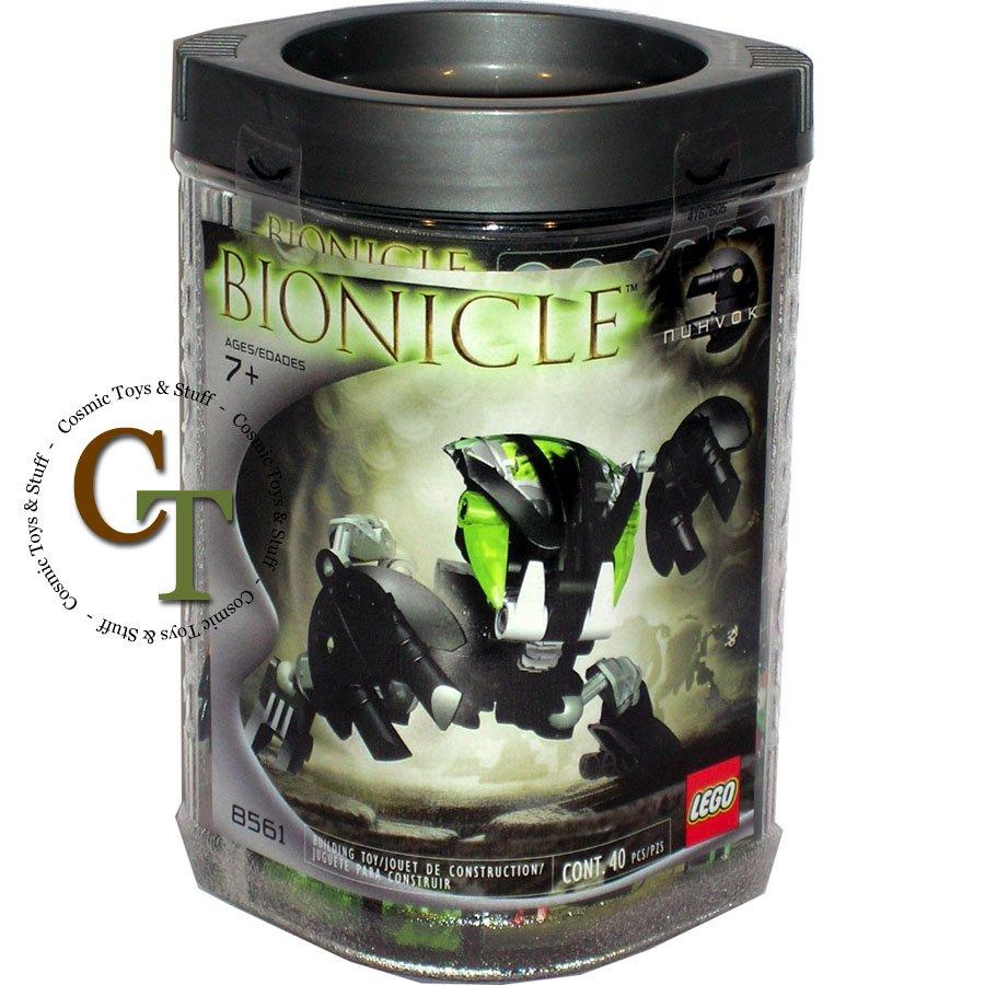 LEGO 8561 Nuhvok - Bionicle