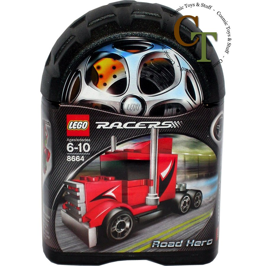 LEGO 8664 Road Hero - Racers