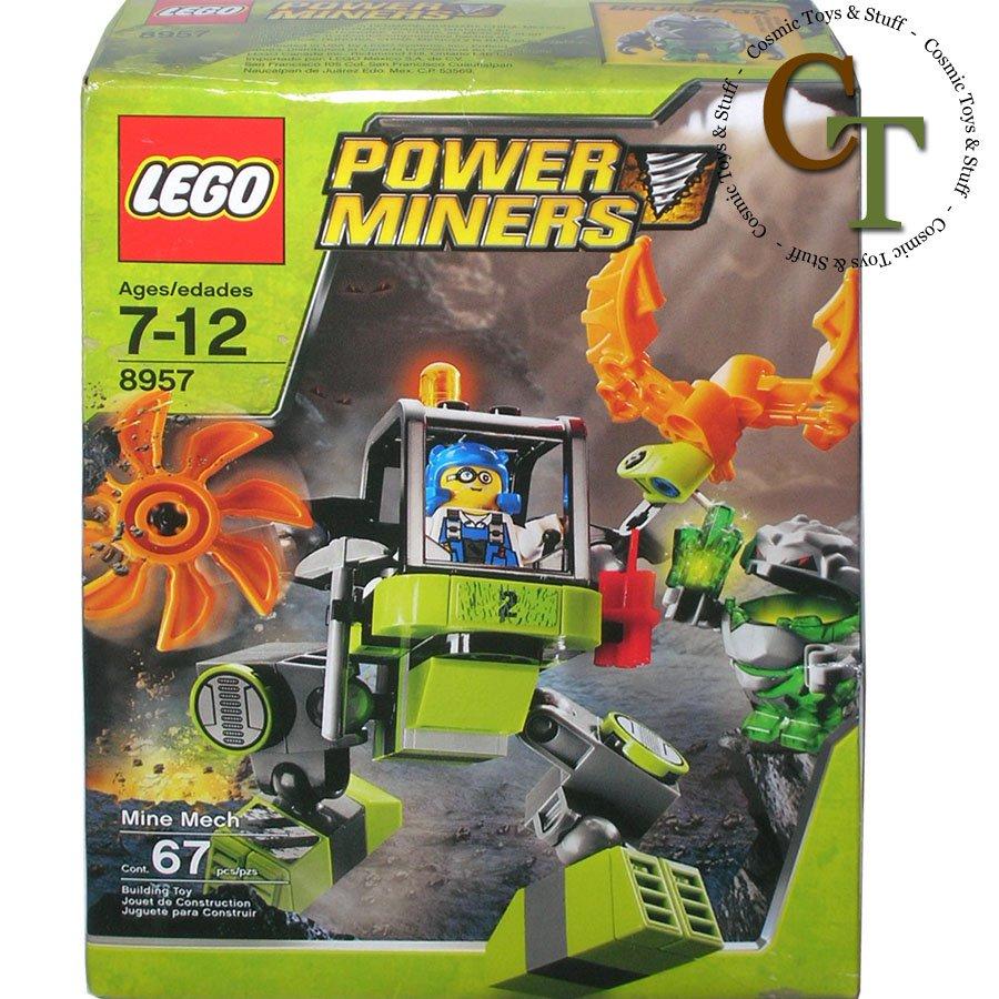 LEGO 8957 Mine Mech - Power Miners
