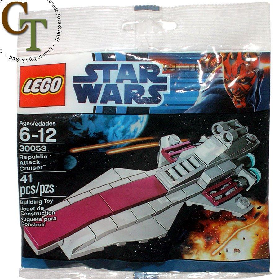 LEGO 30053 Republic Attack Cruiser Mini - Star Wars