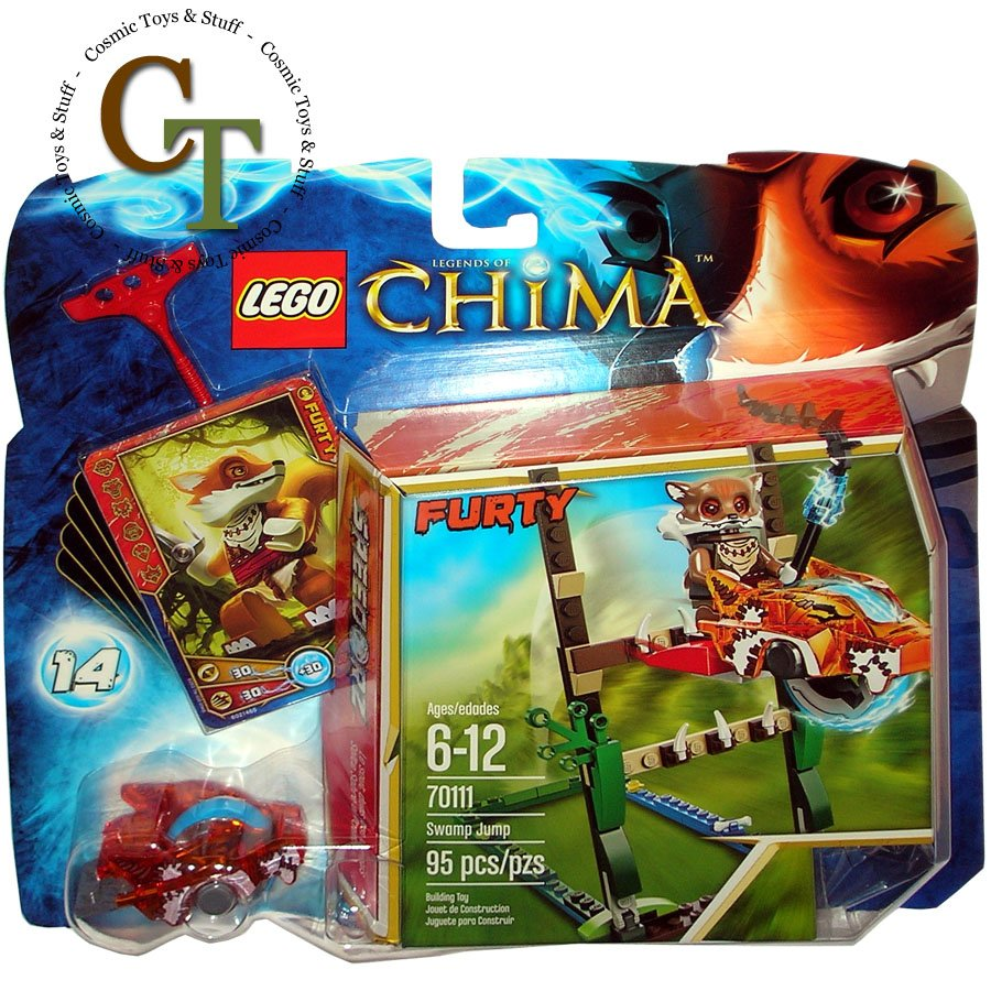 LEGO 70111 Swamp Jump - Legends of Chima