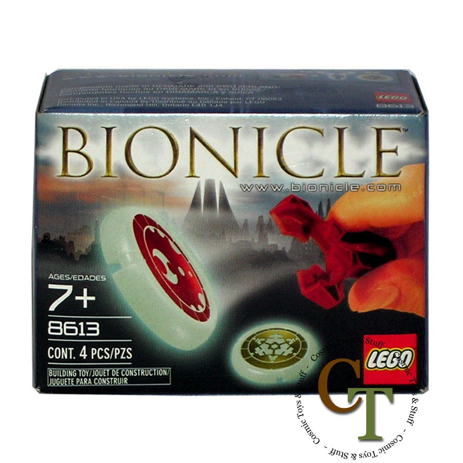 LEGO 8613 Kanoka Disk Launcher - Bionicle