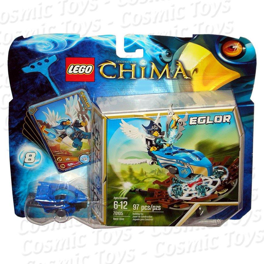LEGO 70105 Nest Dive - Legends of Chima
