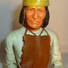 Vintage Marx JOHNNY WEST Geronimo Action Figure Doll with Accessories