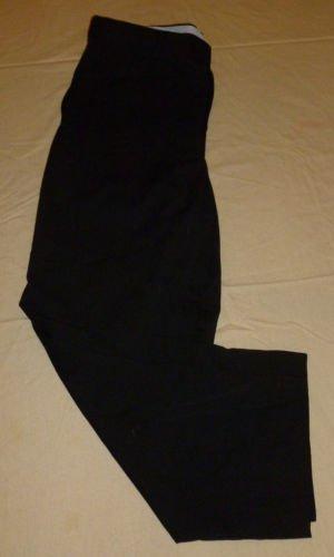 LOUIS RAPHAEL Men's Dress Pants - Black - Size 38 - EUC