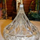 Shannon Godinger CRYSTAL Covered CANDY DISH ~HERSHEY'S~ KISS Glass Bowl ~TRINKET