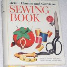 Vintage 1974 BETTER HOMES AND GARDENS SEWING BOOK 5 Ring Binder EXCELLENT COND.