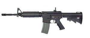 M4 CQB RIS RETRACKABLE STOCK Jing Gong airsoft rifle