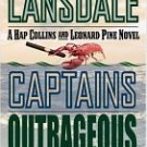 Captains Outrageous (2001, Hardcover) - JOE R. LANDSDALE