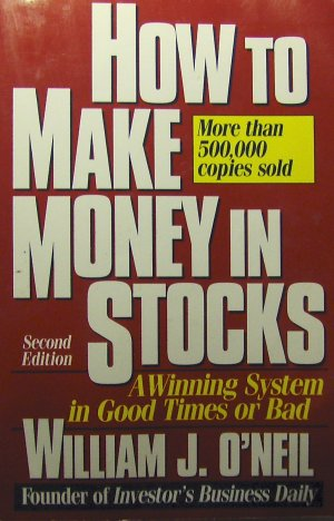 How To Make Money In Stocks (1991, Paperback) - WILLIAM J, O'NIELL