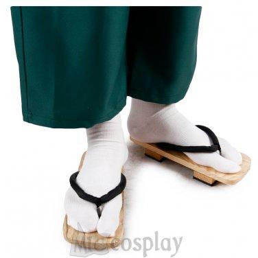 Bleach Cosplay Geta Shoes