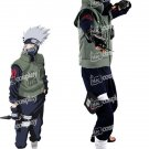 Kakashi Hatake Anime Men Cosplay Costume Outfit Clothes Clothing