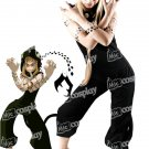 Anime Soul Eater Medusa Black Cosplay Handmade Women Costume Outfit Clothing