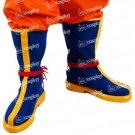 Anime Dragon Ball DBZ Son Goku Cosplay Shoes Halloween Men Boots