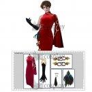 Cinder Fall Cheongsam Cosplay Costume RWBY Volume 4 Halloween Women Clothing