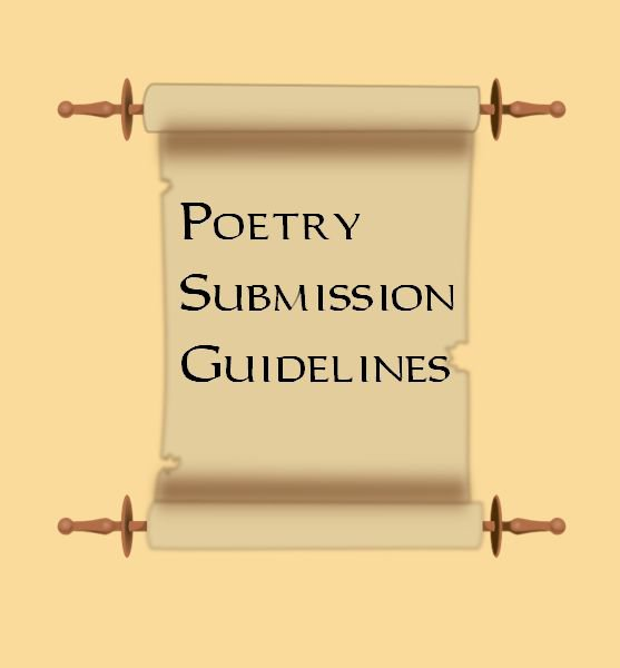 Poetry Book Submission Guidelines