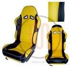 Yellow (driver & Passanger Seats)