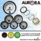 6 Gauge Aurora Electronic Gauge Set