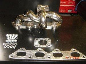 MimoUSA Turbo Manifolds 4g63 1g 2g Stock Flange Manifold