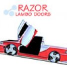 Universal Razor Vertical Lambo Door Kit System - 90 degrees doors
