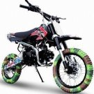 125cc Inverted Shock Manual ATV (Dirt Bike)