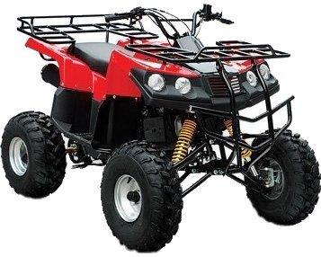 Full Size Utility Style 4 Headlights ATV (Quad)