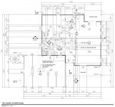 Custom Farmhouse Home plans 2 Story 4Bd Office 3Bth 3CarGar, 3638 Sq. Ft. Total open concept