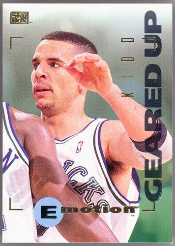 1994-95 SkybBox Emotion Geared Up #20 Jason Kidd - ROOKIE