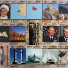 DESERT STORM CARDS – 30 CARD LOT – PRO SET 1991