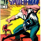 SPIDER-MAN MARVEL COMICS – Vol. 1 No. 9 1985 – GREAT CONDITION