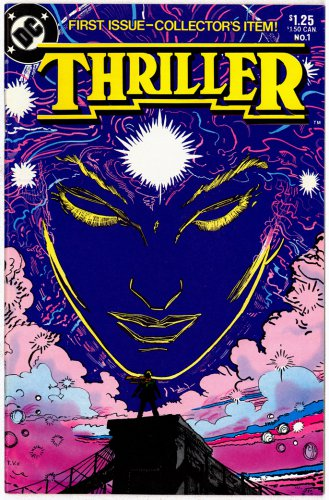 THRILLER DC COMICS � Vol. 1 No. 1 1983 � GREAT CONDITION