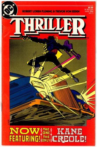 THRILLER DC COMICS � Vol. 1 No. 5 1984 � GREAT CONDITION