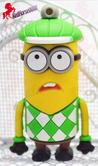 Despicable Me GOLF Outfit � 8gb USB Flash Memory Drive _ USB-04