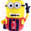 Despicable Me Character in Barcelona RED Soccer Outfit – 8gb USB Flash Memory Drive _ USB-02