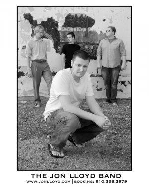 Autographed 8X10 band photo