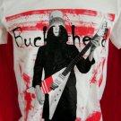 !! FREE SHIPPING!! Buckethead guitarist Guns n Roses music rock band mens or womens t shirt size M