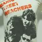 !! FREE SHIPPING!!Manic Street Preachers alternative rock band music white t shirt size M