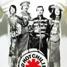 !! FREE SHIPPING!! Red Hot Chili Peppers American music rock band men t shirt size L