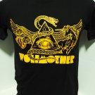 !! FREE SHIPPING!! Wolfmother Australian hard rock band music black t shirt size M