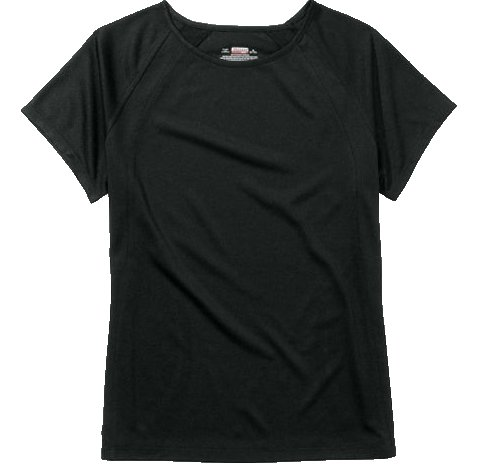 Danskin Now Exercise Tee - Women Small Size 4/6