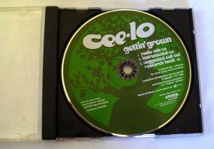 Ceelo - Gettin' Grown Promo Disc