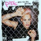 Pink - Don't Let Me Get Me Promo Single
