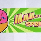 The Simpsons Movie 7-eleven Sprinklicious Sign
