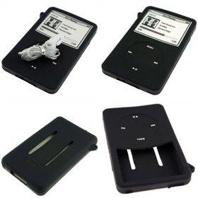 iPod Video Silicon Case Black 30GB