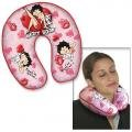 Betty Boop Hearts & Kisses Neck Pillow