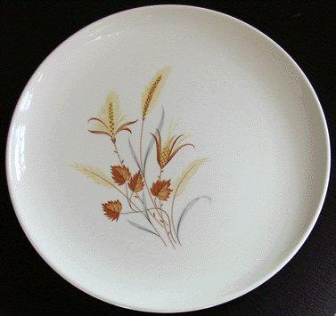 TAYLOR SMITH & TAYLOR Autumn Harvest DINNER PLATE -B